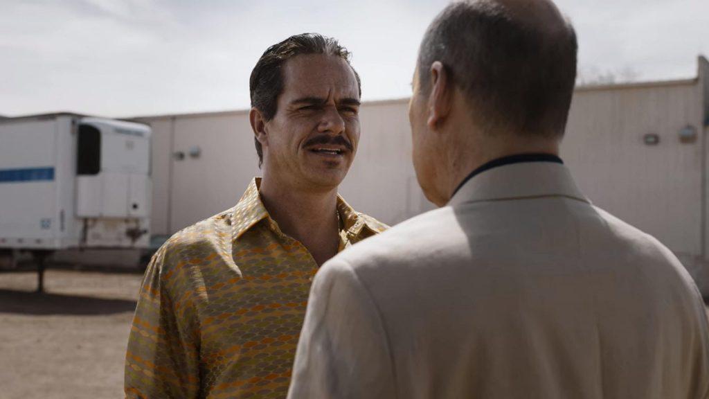 Tony Dalton als Lalo Salamanca in Better Call Saul. Bild: Netflix